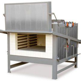 Industriële ovens