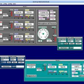 Software voor ovenbesturing