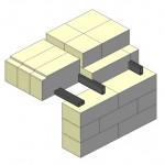 Gepatenteerde RESIC-dakconstructie