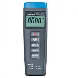 Pyrometer digitaal 1260°C