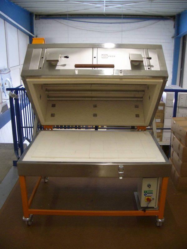 BVD I - 400 glasoven