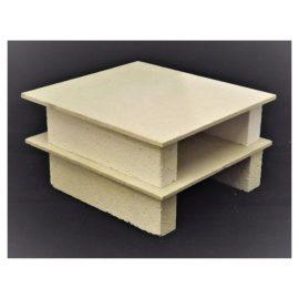 Stapelmateriaal kleine oventjes